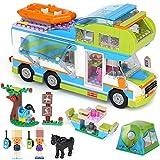 FairOnly 01062 Friends Series Mia's Camper Van The Motorhome Building Blocks Bricks Toys
