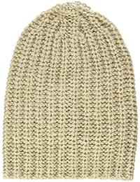 Stefanel Cappello Costa Inglese, Camiseta Térmica para Mujer, Beige (beige3245), Talla Única (Talla del Fabricante: UN.)