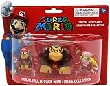 Nintendo Super Mario Mini Figure Pack Donkey Kong