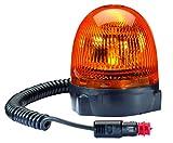 HELLA 2RL 009 506-311 Rundumkennleuchte Rota Compact, Magnetbefestigung, 24 V, gelb