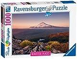 Ravensburger Erwachsenenpuzzle 15157 Stratovulkan Mount Hood in Oregon, USA, Puzzle