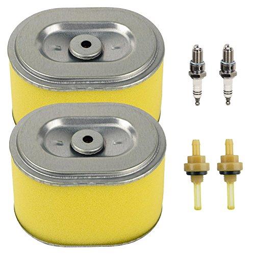 Oxoxo filtro dell' aria con accensione gas serbatoio giunto filtro per Honda GX120GX160GX2005.5hp 6.5hp motore generatore pompa acqu