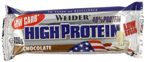 Weider Proteinriegel High Protein bar, Schoko