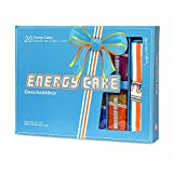 E.L.F. Energy Cake Geschenkbox Mix Box 20x125g mit T-Shirt XS,S,M,L,XL,XXL