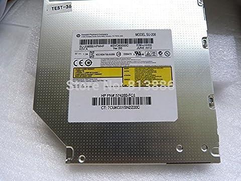 pour Toshiba Samsung SU-208 Super Multi 8X DVD RW DL Graveur 24X CD-R graveur 9.5mm Super Mince Ordinateur Portable Interne lecteur SATA NOUVEAU, Modèle PC / ordinateur &électronique