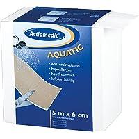 Actiomedic® AQUATIC Wundschnellverband Hautfarben 6 cm x 5 m preisvergleich bei billige-tabletten.eu