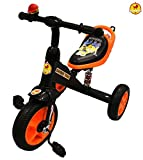 Baybee Minion Tricycle (Black)