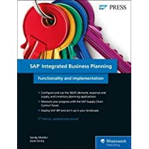 SAP Integrated Business Planning: Functionality and Implementation (SAP PRESS: englisch)