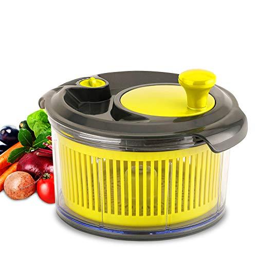 Kitchencraft Large Salad Spinner//dresser 25cm 10