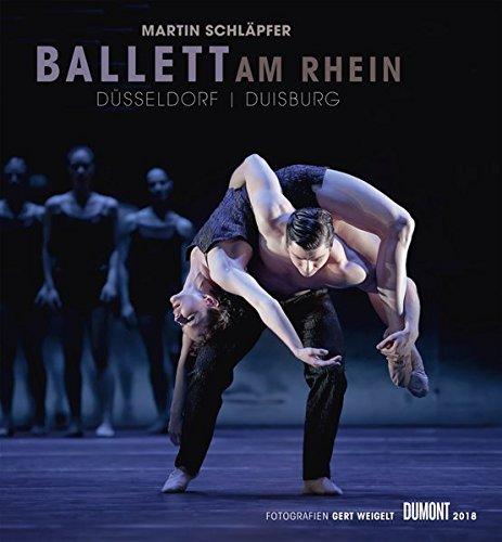 Martin Schläpfer – Ballett am Rhein 2018 – Wandkalender 44,5 x 48,0 cm – ()