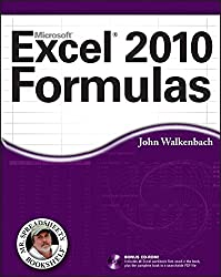 Excel 2010 Formulas (Mr. Spreadsheet's Bookshelf)