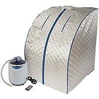 Portable Folding Home Therapeutic Steam Sauna Room Full Body Fumigation preisvergleich bei billige-tabletten.eu