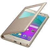 Samsung S View Cover für Galaxy A5, gold (nicht für A5