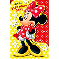 Minnie Mouse For the Birthday Girl