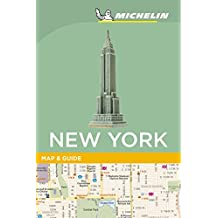 Michelin New York City Map & Guide (Michelin Map & Guide)
