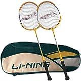 Li-Ning ABDK122 Smash XP 710 Combo (Li-Ning ABDK122 Badminton Kitbag + Li-Ning 710 Badminton Racquet, Set Of 2) - Cyan Bag