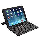 Best Keyboard For I Pad Air - Tecknet Ultra-Slim Wireless Keyboard Cover Case for Apple Review