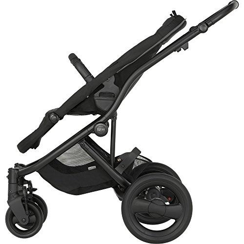 Britax AFFINITY 2, Kinderwagen, Basismodell, black
