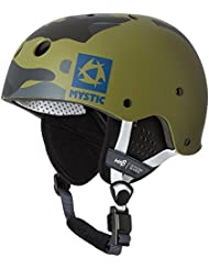 2016 Mystic MK8 X Helmet With Ear Pads Camo 160650