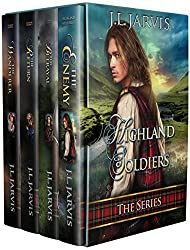 The Highland Soldiers Series (English Edition)