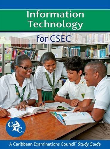 Information Technology for CSEC A Caribbean Examinations Council Study Guide by Alison Page (2014-11-01)