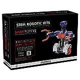 Juguetrónica Smartbots v2 - Kit De Construcción Robótica (230 Piezas)