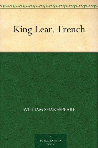 Couverture du livre King Lear. French