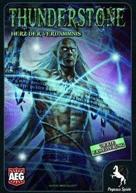 Pegasus Spiele 51035G - Thunderstone: Il Cuore della dannazione [importato dalla Germania]