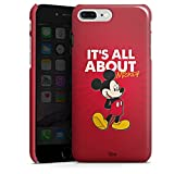 Hülle Premium Case Cover für Apple iPhone 8 Plus Disney Micky Maus Mickey Mouse