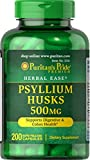 Psyllium Bucce. Psyllium 500 mg 200 capsule. 1 und.