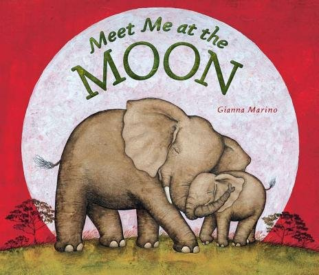Meet Me at the Moon[MEET ME AT THE MOON][Hardcover]