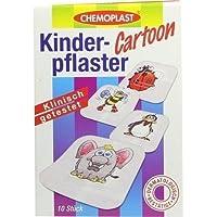 KINDERPFLASTER Cartoon 10 St Pflaster preisvergleich bei billige-tabletten.eu