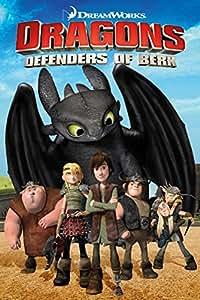 Poster Dragons : Cavaliers de Beurk (Titre vo : Dragons Defenders of Berk) (61cm x 91,5cm)