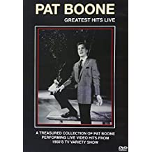 Pat Boone - Greatest Hits Live