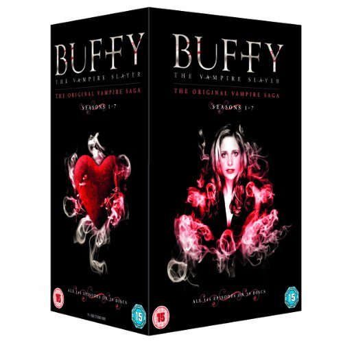 Buffy The Vampire Slayer - Seasons 1-7 (39 Dvd) [Edizione: Regno Unito]