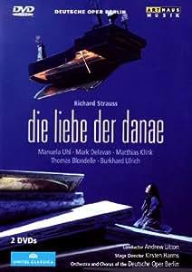 Richard Strauss - Die Liebe der Danae [2 DVDs]