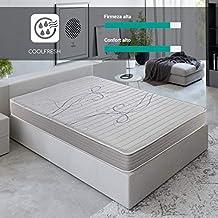 ROYAL SLEEP Colchón viscoelástico 150x200 de máxima Calidad, Confort y firmeza Alta, Altura 14cm