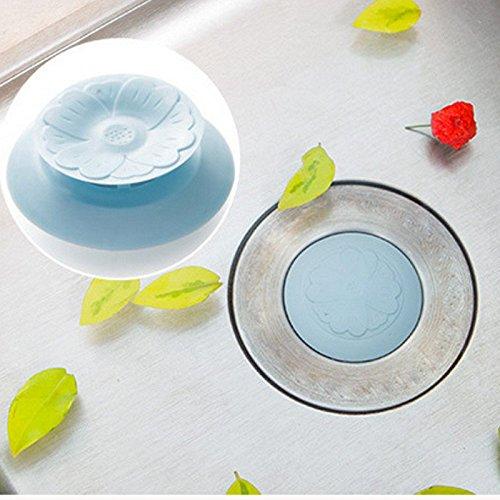 bazaar-cerise-filtres-de-drain-de-plancher-de-salle-de-bain-motif-outils-de-drainage-cheveux-cuisine