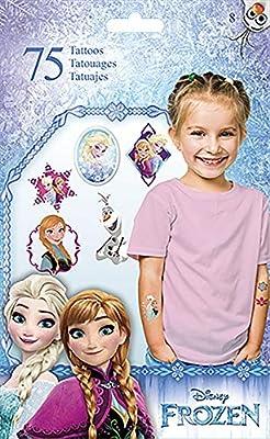 Disney Frozen Temporary Tattoos por Frozen