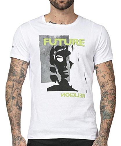 Religion Clothing Herren T-Shirt Shirt Future Weiß