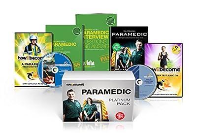 PARAMEDIC Recruitment PLATINUM Package Box Set