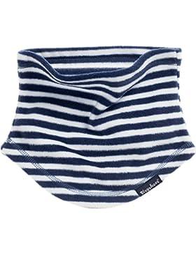 Playshoes Warmer Kinder Fleece-Schlauchschal Maritim, Bufanda para Niños, Azul (Marine/Weiß 171), Talla única