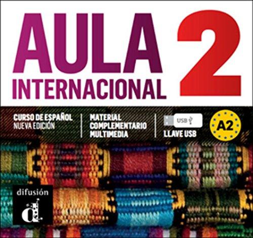 Aula internacional nueva edición 2: Llave USB (incl. Libro del Profesor)