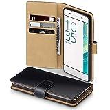 Sony Xperia XA Case, Terrapin Handy Leder Brieftasche Case