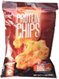 Quest Nutrition, Protein Chips, BBQ Flavor, 8 Bags, 1 1/8 oz (32 g) Each
