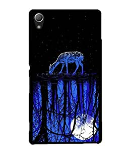 djipex DIGITAL PRINTED BACK COVER FOR SONY XPERIA Z5 DUAL