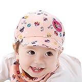 Koly Bebé Sombreros y gorras, Sombrero Pesca Para Bebé Niños, Sombrero de béisbol de Coche (Rosa)