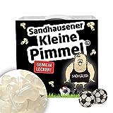 Sandhausener Kleine Pimmel | Gemein leckere Fruchtgummi, inklusive Messlatte zum lachen & vergleichen | Achtung: KSC-, Kaiserslautern- & alle Fußball-Fans aufgepasst, so schön kann Fußball sein