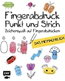 Fingerabdruck, Punkt und Strich – Das Mitmachbuch