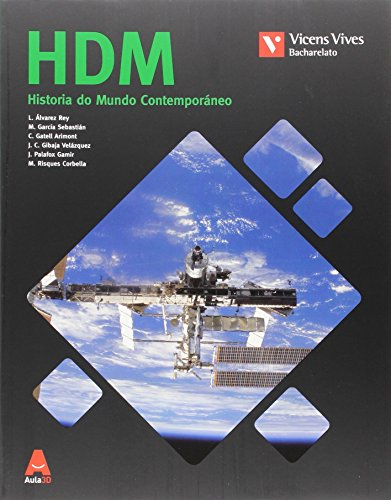 HDM N/E + ANEXO HISTORIA MUNDO CONTEMP N/C: 000002 - 9788468238951